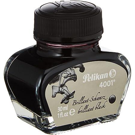 Pelikan Encre 4001 Flacon d'encre 30 ml Noir brillant