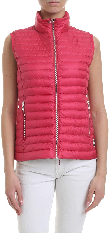 Colmar Originals Women's 2222R1MQ368 Fuchsia Nylon Vest