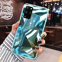 URFEDA Compatibel met Samsung Galaxy S20 Plus telefoonhoesje Diamond Glitter Case met spiegeleffect Bling TPU Siliconen + ...