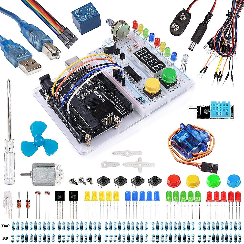 Kit de iniciación Smraza para Arduino: Amazon.es: Electrónica