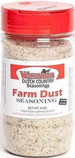 weaver's dutch country farm dust