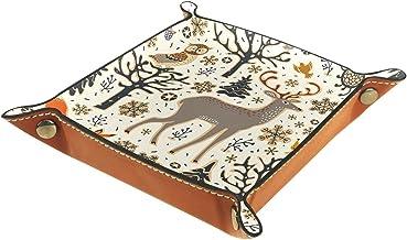 HOHOHAHA Taca na kostki taca na kółkach uchwyt pudełko do przechowywania kości taca do RPG DND gry stołowe kostka taca sow...