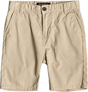 Quiksilver Boys' Big Everyday Chino Light Shorts Youth