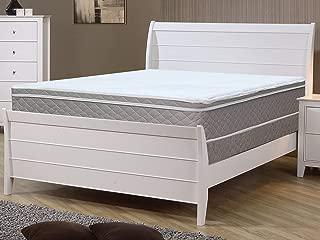 Continental Sleep 9-inch Mattress, Queen, Size