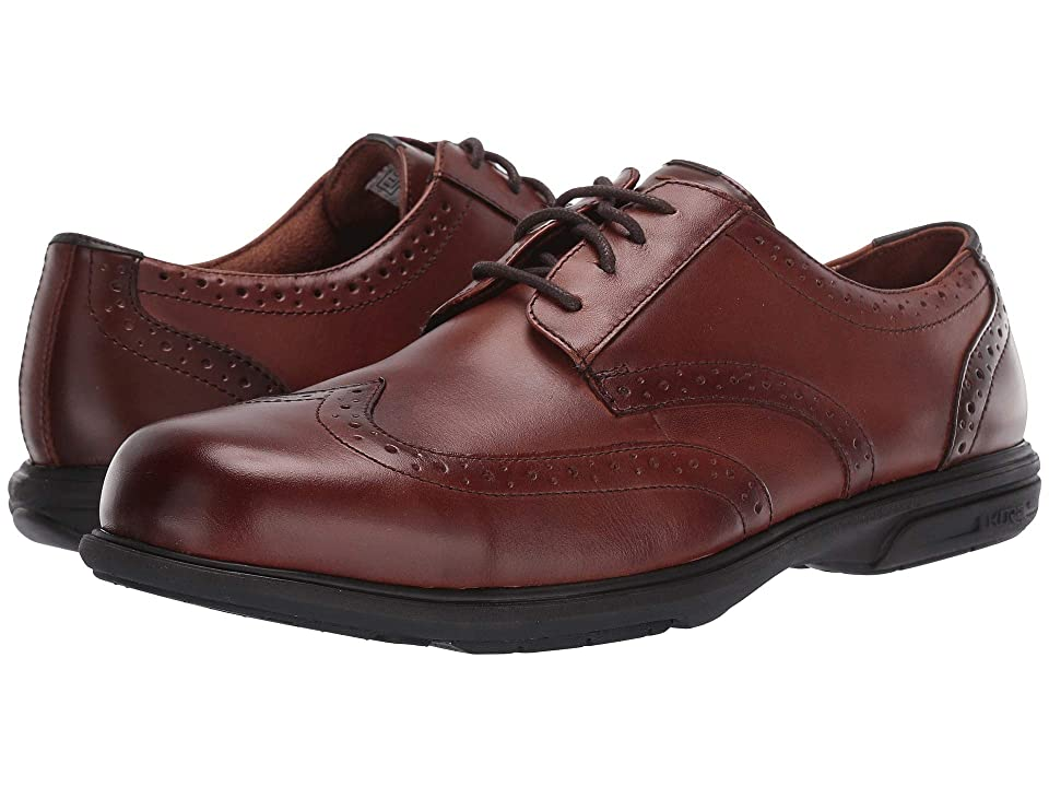 Florsheim Work Loedin Lace-Up (Brown) Men