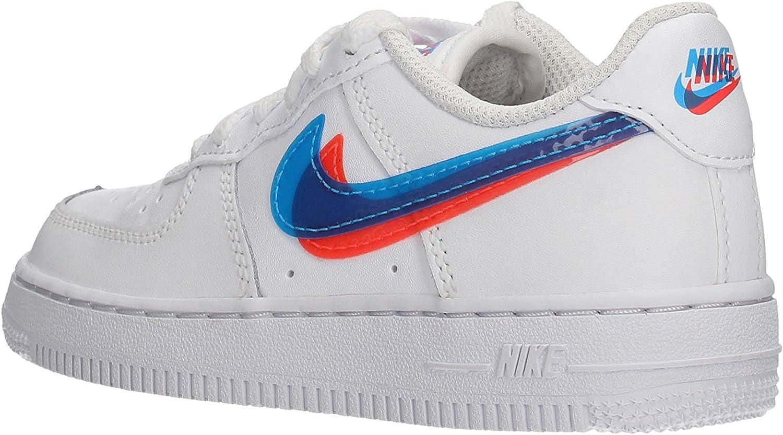 Nike Air Force 1 LV8 Baskets pour enfant Blanc CJ7160-100 - Blanc ...