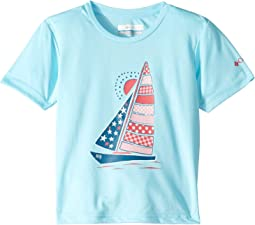Coastal Blue/Sailboat