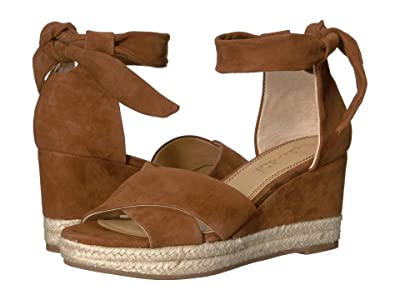 Splendid Terrence (Chestnut Suede) Women
