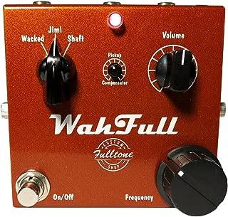 Fulltone Custom Shop WahFull Fixed Wah Pedal