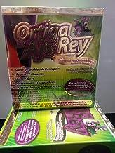 ORTIGA MAS AJO Rey 100% Original 2 BOTELLAS Omega 3,6 Y 9