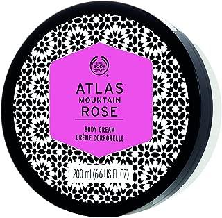 The Body Shop Atlas Mountain Rose Body Cream 6.7 Oz.