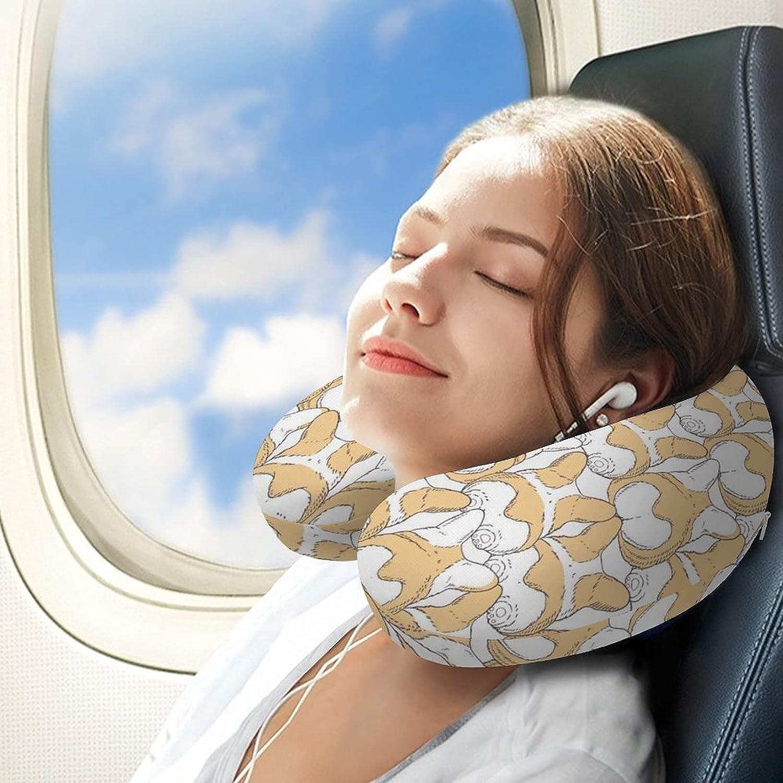 Corgi Neck High quality Pillow U-Shaped Airplane Lowest price challenge Car for Travel