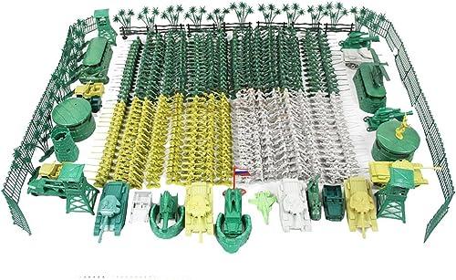 tienda de bajo costo negro Temptation 300 Piezas de Soldados de Juguete Regalos     Coches   Camiones   Tractores   Pistolas de Juguete Modelos - amarillo 1 36  descuento de ventas en línea