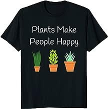plants make people happy