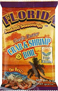Pack of 1 - Florida Seafood Seasoning Seafood Seasoning, 5 oz