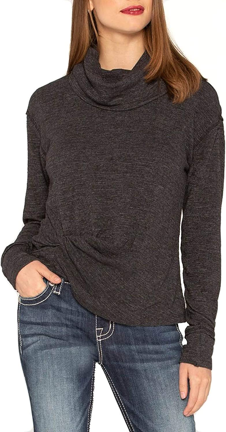 Max 40% OFF Miss Me Charcoal Up MT0792L Safety and trust Top Night All