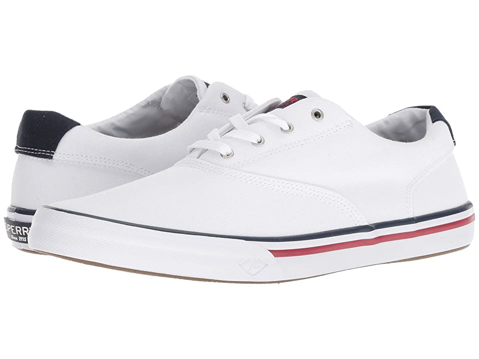Sperry Striper II CVO Nautical (White) Men