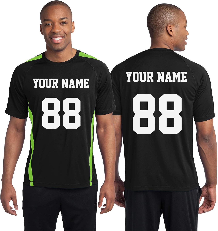 custom football jersey t shirts