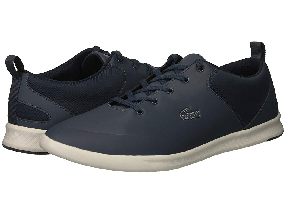 Lacoste Avenir 418 1 (Dark Blue/White) Women
