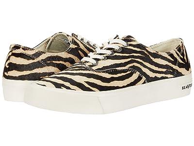 SeaVees Legend Sneaker Cowhide (Zebra) Men