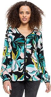Roxy Women's Way To Bubble - Long Sleeve Top for Women T-Shirt