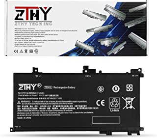ZTHY 63.3Wh TE04XL Laptop Battery Replacement for HP Owmen 15-ax200 ax250wm ax210nr ax243dx ax252nr ax220tx Pavilion 15-bc200 bc204nf 15t-bc200 X7P44AV 905175-271 905175-2C1 905277-855 TPN-Q173 15.4V