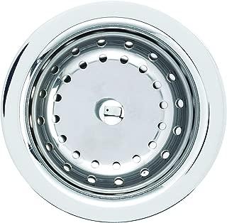 Blanco 950-332 Deluxe Kitchen 3-1/2-Inch Basket Strainer, Chrome