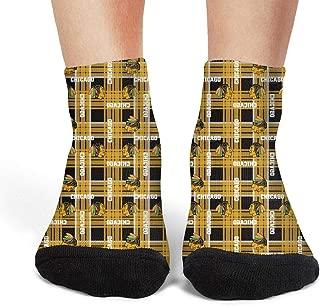 Girl Crew Socks Stretch Cute Soccer Short Dress Socks