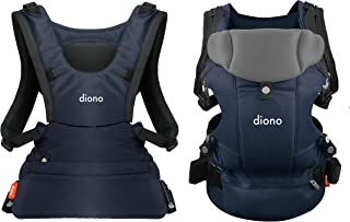 Diono Carus Essentials 3-in-1 Carrying System from Birth up to 3 Years, Navy