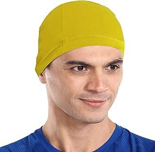 The Blazze Cotton Helmet Cap (Yellow)