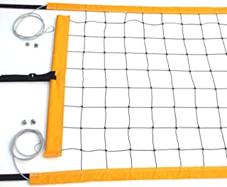 Home Court Volleyball Power Net Aircraft Cable Top/Bottom - PNC