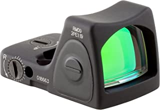 Trijicon RMR/Adjustable LED RMR Type MOA Adjustable LED Red Dot Sight