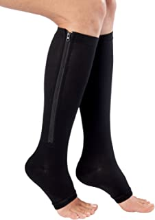 Bcurb Graduated Compression Socks Sports & Medical Support Recovery Stockings.