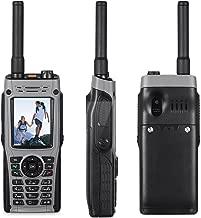 Rugged Cell Phones Unlocked, Topsma GSM Military Smartphone Waterproof Shockproof and Dustproof Mobile Phone Dual SIM (Gray)