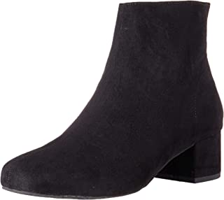 BC Footwear Women's Anything is Possible Ankle Boot, Black, 8.5 B US