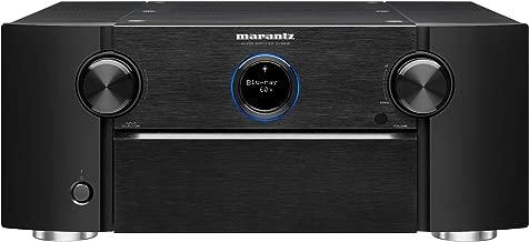 Marantz AV8805 - 13.2 Channel AV Audio Component Pre-Amp for Premium Home Theater, IMAX Enhanced, Auro-3D & Dolby Surround | Streaming via Wi-Fi, Bluetooth, AirPlay 2, HEOS | Amazon Alexa Compatible