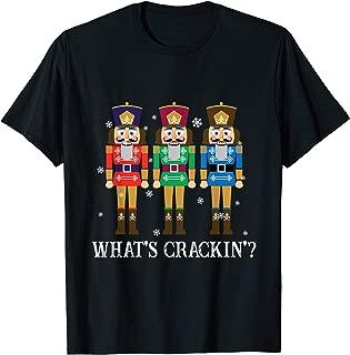 Nutcracker Squad Holiday T-shirt Pajama Dress Up T shirt T-Shirt