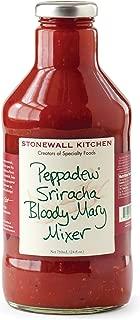 Stonewall Kitchen Peppadew Sriracha Bloody Mary Mixer, 24 Ounces