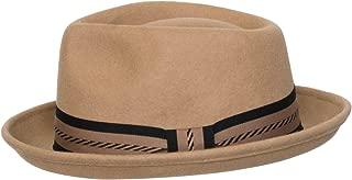 Tony' 100% Wool Fashion Teardrop Fedora Trilby Hat