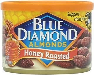 Blue Diamond Almonds Honey Roasted, 6 Ounce