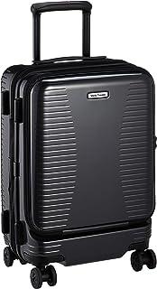 [ワールドトラベラー] スーツケース プリマス エキスパンダブル キャスターストッパー付 機内持ち込み可 35L 49 cm 3.7kg