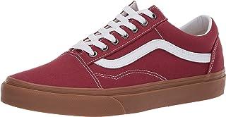Scarpe Vans Old Skool (Gum) Rosso Uomo