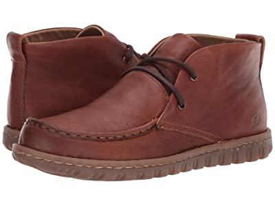 Born Glenwood (Tan Full Grain Leather) Men