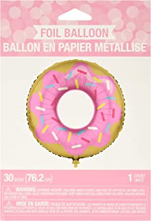 Creative Converting 324232 Donot Foil Balloon, One Size, Multicolor