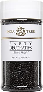 India Tree Decoratifs, Black Magic, 2.9 Ounce