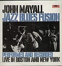 John Mayall - Jazz Blues Fusion - Polydor - 2391 032