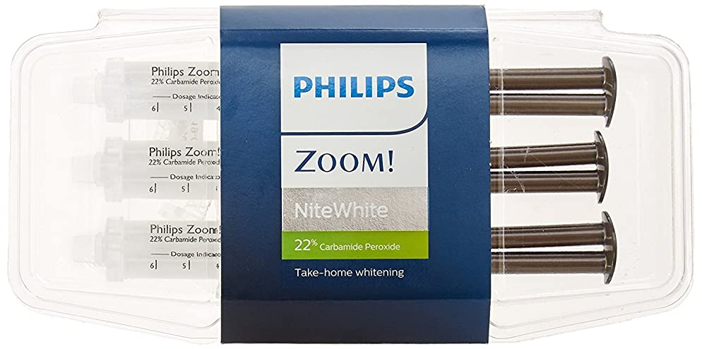 Zoom Nite White 22% Teeth Whitening Gel