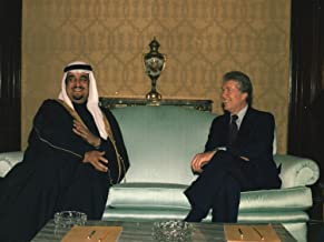 Photography Poster - Photograph of Crown Prince Fahd of Saudi Arabia and Jimmy Carter - 177429 17.5