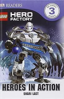 DK Readers L3: LEGO Hero Factory: Heroes in Action