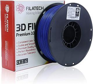 Filatech ABS Filament, Lumin Dark Blue, 1.75mm, 1 kg, Made in UAE